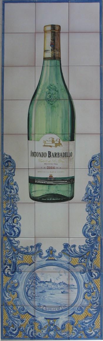 Mural publicitario