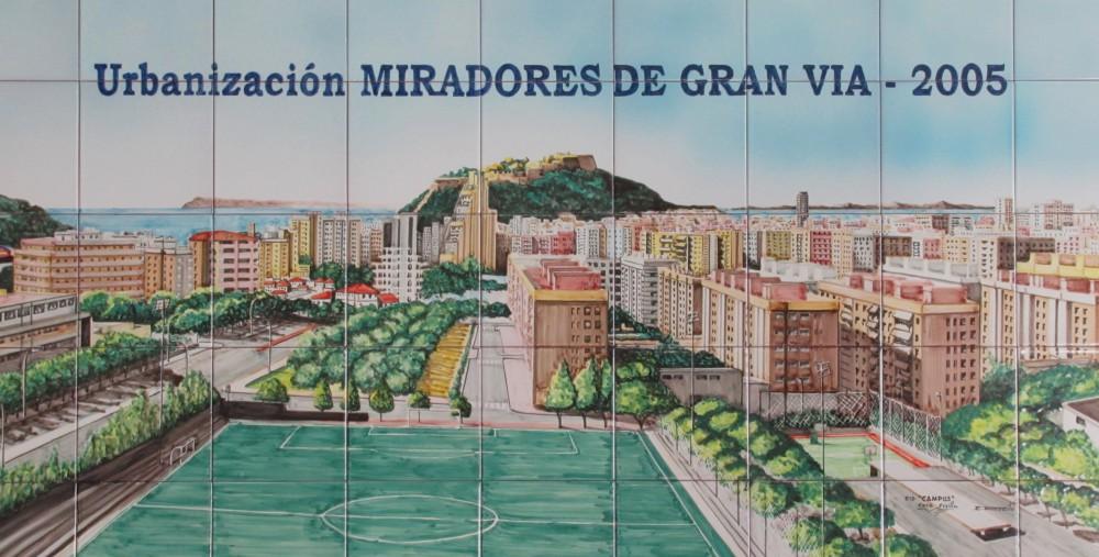 Mural paisaje
