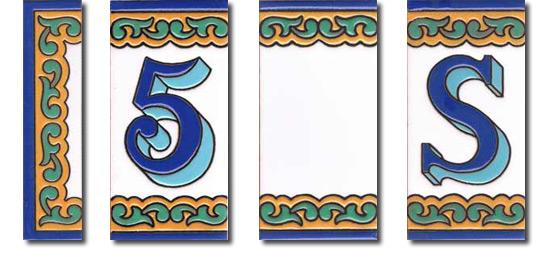 Letras Serie Chalet