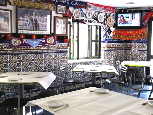 Restaurante Bar Altamirano (Marbella - Málaga)