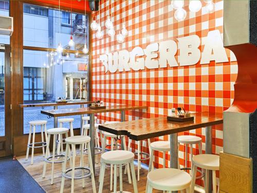 Restaurante BurguerBar (Amsterdam - Holanda)