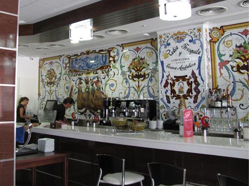 Cervecería Rubia y Fresquita (Gines - Sevilla)