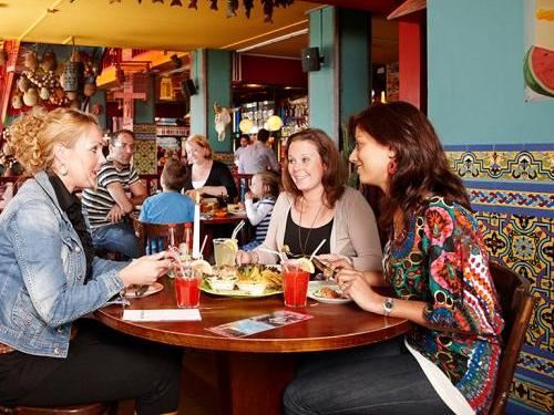 Restaurante Popocatepetl (Róterdam - Holanda)