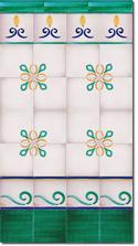 Zócalo de azulejos ref. SV2514-2