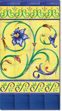 Zócalo de azulejos ref. SV9028-3