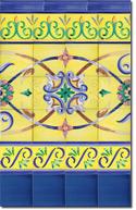 Zócalo de azulejos ref. SV9048-3