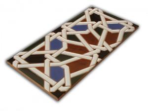 F540 Azulejo Fondo 14x28 cm.