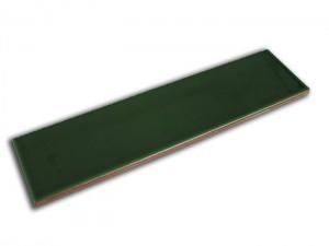 T728 Tira verde de 7x28 cm.