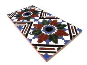 F160 Azulejo Fondo 14x28 cm.