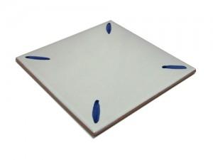 SV2523 Azulejo pincelado 15x15 cm.