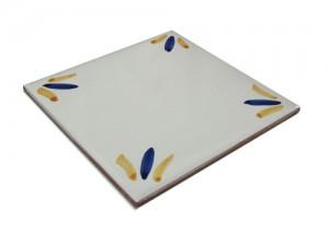 SV2526 Azulejo pincelado 15x15 cm.
