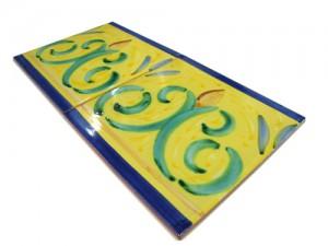 SV2108 Azulejo pincelado 15x15 cm.