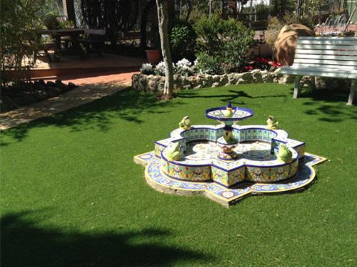 Fuente de jardín FT1
