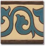 CS6042 Azulejo rústico 15x15 cm.