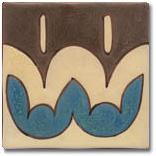 CS6101 Azulejo rústico 15x15 cm.