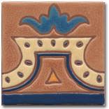 CS6127 Azulejo rústico 15x15 cm.