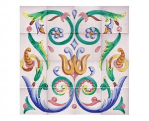SV9011 Mural de azulejos 60x60 cm.