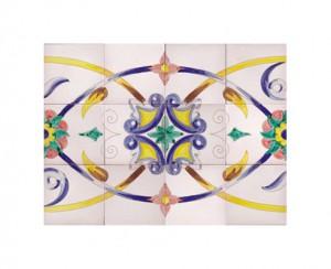 SV9041 Mural de azulejos 45x60 cm.