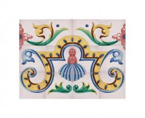 SV9051 Mural de azulejos 45x60 cm.
