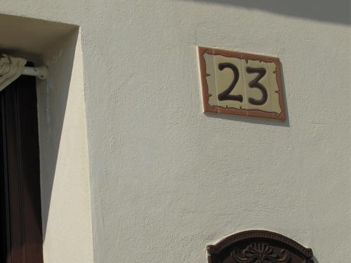 Números Serie Rústica L250