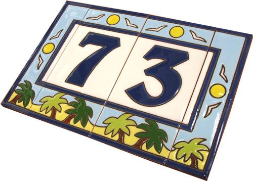 Números Serie Playa L272