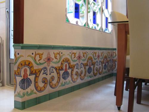 Zócalo SV9051 (Huelva)