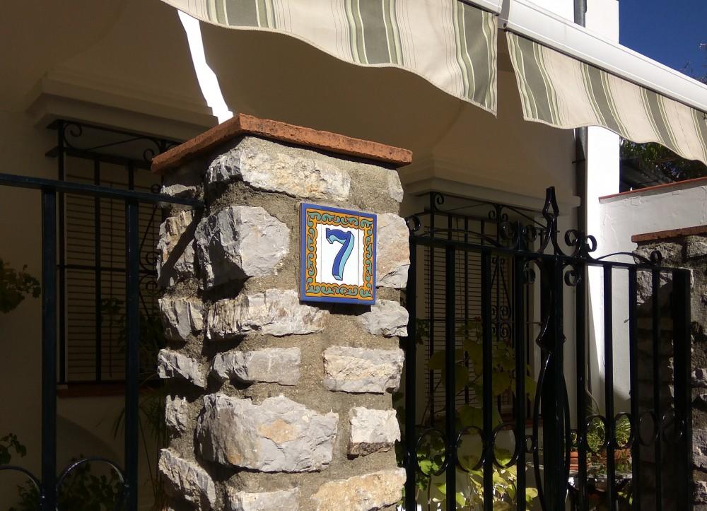 Ceramic number